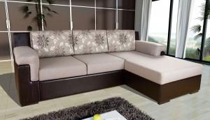 ъглов диван за хол