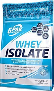 протеин изолат