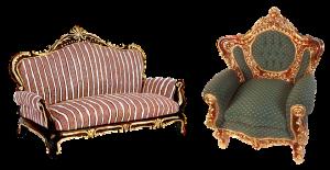 барокови мебели