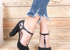 Какви вреди носят високите дамски обувки