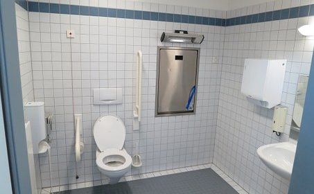 тоалетна чиния
