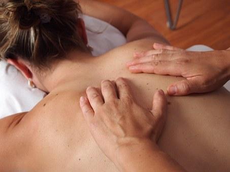 професионален масаж