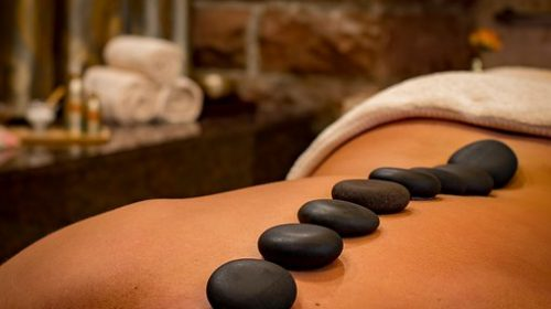топъл масаж