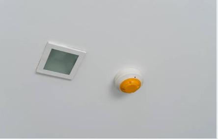 външно осветление със сензор