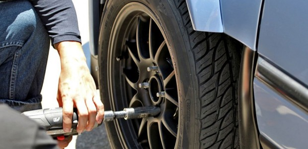 смяна на гуми