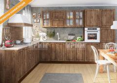 Не само евтино, но и функционално е да изберете модулна система за обзавеждане на кухнята